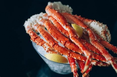Alaskan King Crab Legs 1LB